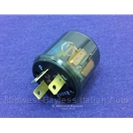 Turn Signal Flasher Relay (Fiat Lancia All) - NEW
