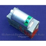 Turn Signal Relay Flasher (Fiat Lancia All) - OE NOS