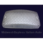 Reverse Light Lens (Fiat 124 Coupe /Sedan, 850 Coupe / Sedan) - OE NOS