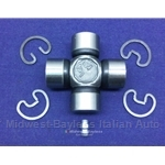Driveshaft Universal Joint (Fiat 124, 131, 1100, 1200, 1500) - NEW