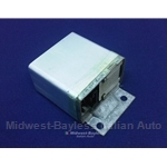 Voltage Regulator Bosch-Style (Fiat X19, 128 1974-75) - NEW
