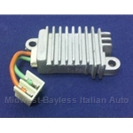 Voltage Regulator External Marelli (Fiat 124, X19, 128 1977-80) - OE