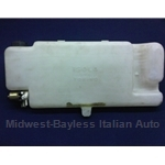 Washer Fluid Bottle w/Pump (Fiat Bertone X1/9 1980-88) - U8