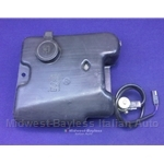 Washer Fluid Bottle with Pump (Fiat Pininfarina 124 Spider 1984-85) - OE NOS