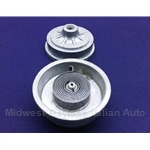 Automatic Choke Housing and Spring (Fiat 124 Spider, 131 1975-80 + X1/9, 128, Lancia) - OE NOS