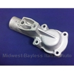 Coolant Outlet Housing - In-Head Thermostat (Fiat 124 Spider Coupe 1438cc 1968-71, 1592cc 1973 + ALL) - U9