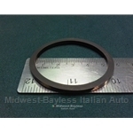 Coolant Outlet O-Ring Gasket DOHC (Fiat 124, 131, Lancia Scorpion Beta) - NEW