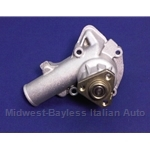 Water Pump DOHC - w/Gaskets (Fiat 124 Spider Coupe 1974-85 1800cc / 2000cc, 131 Brava All) - NEW