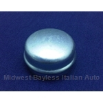 Wheel Hub Bearing Grease Dust Cap (Fiat 124, 128, 131, 850, 1100/1200/1500) - NEW