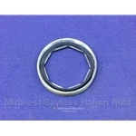 Wheel Bearing Retainer Lock Ring - Front+Rear (Fiat X19 1973-78, - Front (Yugo + Scorpion) - NEW