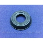 Window Crank Bezel Black (Fiat 124 Spider, Coupe, 850 Sedan, Coupe) - U8