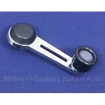 Window Crank Handle (Fiat 124 Spider 1979-85) - U8