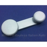 Window Crank Handle Gray (Yugo) - U8