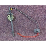 Window Regulator Front Left - Manual (Lancia Beta Coupe, HPE, Zagato All) - OE
