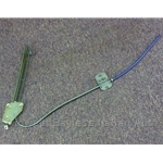 Window Regulator Front Left (Fiat 128SL Coupe) - OE NOS
