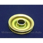 Window Regulator Pulley 40mm Metal (Fiat 850 All,   All Fiat) - OE NOS