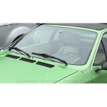 Windshield Glass (Lancia Scorpion) - EUROPEAN MAKER
