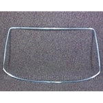 Windshield Trim Assembly Stainless (Lancia Beta Coupe Zagato 1975-82) - U8