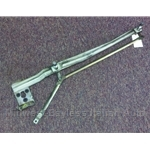 Windshield Wiper Carriage Assembly w/o Motor (Fiat 124 Spider All) - U8