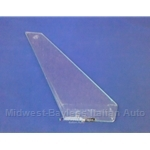 Wing Vent Window Glass Right (Fiat 850 Spider All) - U8