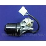 Wiper Motor 5 Wire Marelli (Fiat 128 Sedan Wagon 1972-79) - OE NOS