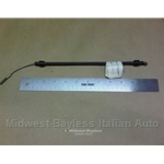 Accelerator Cable (Fiat 124 Sedan / Wagon 66-73) - OE NOS