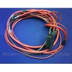 Battery Cable Positive (Fiat Bertone X19 1980-88) - U8