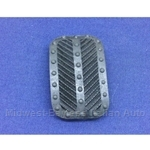 Brake + Clutch Pedal Pad (Fiat Bertone X1/9, 850 All) - NEW