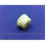 Battery Cover Hold Down Thumb Nut (Fiat X1/9, 124 Spider) - U8
