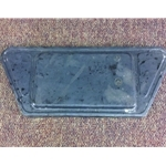 Battery Cover Panel (Fiat 850 Coupe and Spider) - U8
