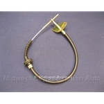 Clutch Cable Assembly (Fiat Strada / Ritmo 1979-81) - OE NOS