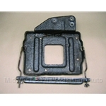 Battery Tray and Hold Down for Group 42 Battery (Lancia Beta Zagato All) - U8
