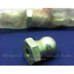 Clutch Cable Ball End Nut (Fiat Lancia All w/Cabled Clutch) - OE NOS