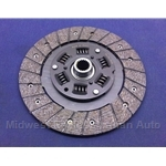 Clutch Disc 20-Spline 215mm / 22mm (Fiat 124 Spider Coupe, 131, Lancia Beta 1971-On) - NEW
