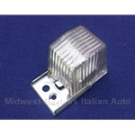Courtesy Light Assembly Trunk (Fiat Pininfarina 124 Spider 1978-on, Lancia Stratos) - U8
