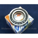Differential Carrier Bearing (Fiat 124 Spider 1978.5-1982) - OE NOS