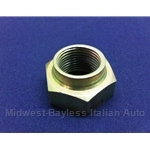 Differential Pinion Stake Nut M20 - 30mm Hex (Fiat 124 Spider, 131/Brava 1978-85) - OE