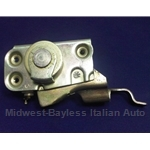 Door Latch Assembly Front Right (Fiat 124 Sedan Wagon 1973-74) - OE NOS