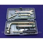 Factory Trunk Tool Kit (Fiat 124, X19, 131, 128, 850) - RECONDITIONED