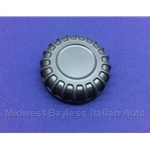 Fuel Filler Cap (Fiat 124, 131, 128, Yugo, Lancia All w/Threaded Neck) - U8
