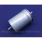 Fuel Filter - Fuel Injection (Fiat 124, X1/9, Brava, Strada, Lancia w/L-Jet) - NEW