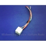 Fuel Inj. Multi-Relay Pigtail (Fiat Bertone X19, Fiat Pininfarina 124 Spider, Lancia Beta 1980-On) - U8