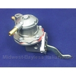 Fuel Pump Mechanical DOHC (Fiat 124 Spider Coupe, 131, Lancia 1.8L / 1592cc 1973-78) - NEW