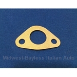 Heater Outlet Gasket (Fiat 124 131 Lancia) - NEW