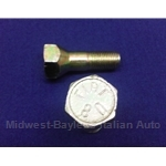 Lug Bolt 30mm - FIAT 80 - 12x1.25 for Steel Wheels (Fiat 124, 131, 128, 1100/1200/1500) - OE / RENEWED