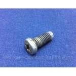 Seat Adjuster Rail Mounting Screw - M8x20 Short Philips Head (Fiat 124 Spider All) - U8