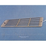 Side Vent Grille Left (Lancia Beta Zagato All) - U8