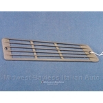 Side Vent Grille Right (Lancia Beta Zagato All) - U8
