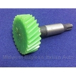 Speedometer Cable Drive Gear (Fiat 850 all) - OE NOS