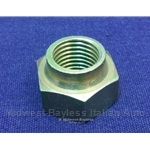 Spindle Nut Front Left RHT (Fiat 500, 600, 850 All) - NEW